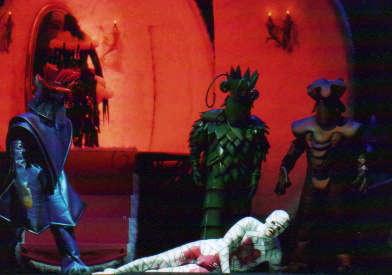 030927 Turandot (Timur) @ Staatsoper Berlin