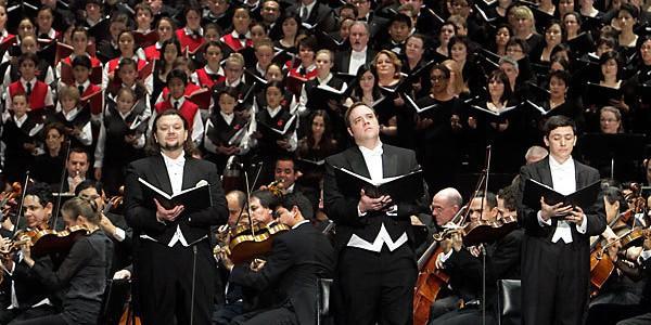 120218 MAHLER  Symphonie No. 8 » Symphony of a Thousand« @ Caracas
