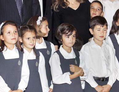 スペイン・レティシア皇太子妃の素敵なコンサート・ファッション