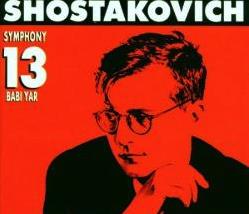 130926 Shostakovich Symphony No.13 'Babi Yar' @ Royal Liverpool Philharmonie