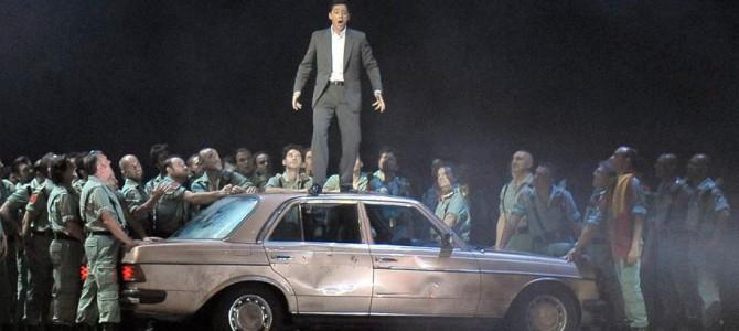 130913-1026 Carmen -Escamillo- @ Teatro La Fenice