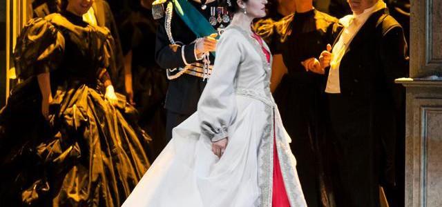 蔵出し鑑賞記:2013年5月トリノ・レッジョ劇場での「エフゲニー・オネーギン」