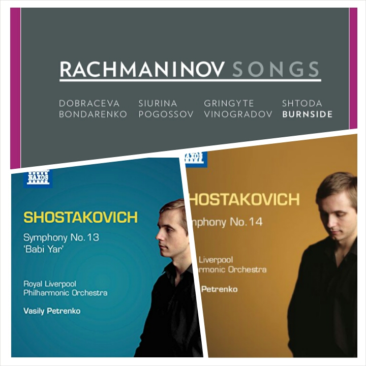 Shostakovich No.13 & 14, Rachmaninov Songs,etc...