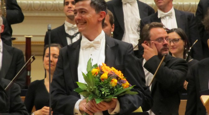 June 19, 2014 @ Konzerthaus Berlin, Thanks Viola!!