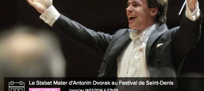 140613 Dvorak Stabat Mater, op. 58 @ Festival de Saint-Denis