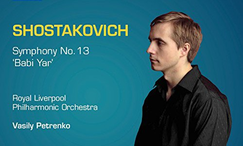 NEW RELEASE CD – SHOSTAKOVICH: SYMPHONY NO.13