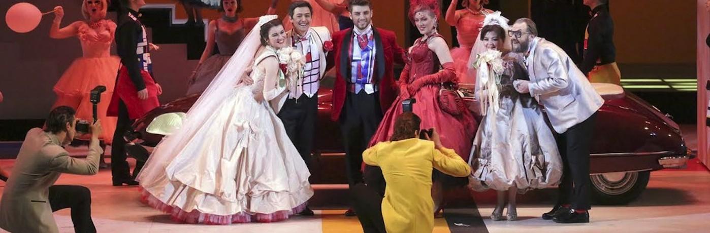 Figaro @ Bolshoi's premiere :)))