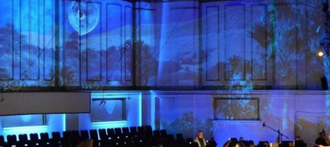 Aida @ St.Louis – Concert version with video projections by S. Katy Tucker