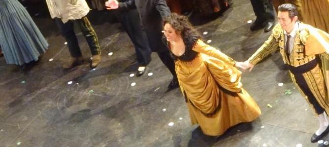 151019-1110 Carmen (Escamillo) @ Royal Opera House