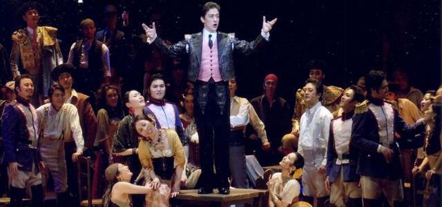 071125-1209 Carmen -Escamillo- @ New National Theatre, Tokyo