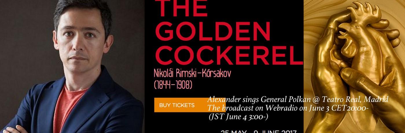170525-0609 The Golden Cockerel – General Polkan @ Teatro Real