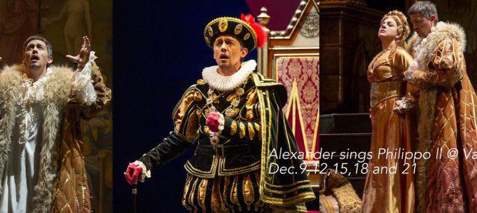 171209-21 Don Carlo – Philippo ll @ Palau de les Arts Reina Sofia, Valencia