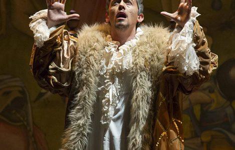 Filippo ll @ Teatro Colon,2015