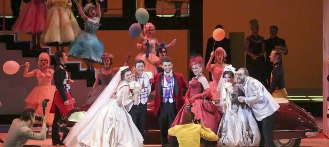 160225 & 27 Mozart : Le Nozze di Figaro @ Bolshoi Theatre of Russia