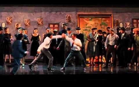 Videoclip of Romeo & Juliet @ Palm Beach Opera