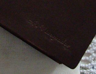 おせっかいなプレゼント~スクラップブック2010