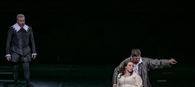 191208-200105 Don Carlo – Filippo ll @ Greek National Opera – Stavros Niarchos Hall