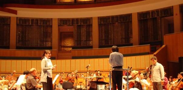 090109 Elektra (Orest) @ Esplanade Concert Hall, Singapore