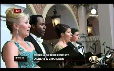 110702 Mozart-Coronation mass@Prince's Palace of Monaco