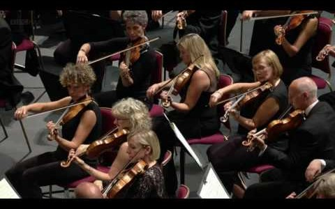 170730 Beethoven : Symphony No. 9, 'Choral' – Bass solo @ BBC Proms, London