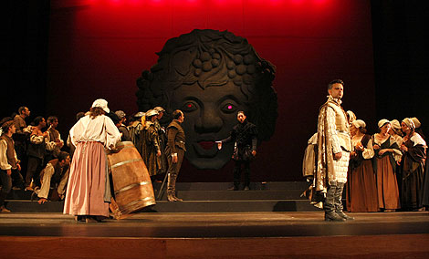 090626-28 Faust – Mephistopheles @ Opera Teatre Principal – Mallorca,SPAIN