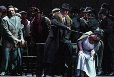 060519-28 Luisa Miller (Il conte di Walter) @ Teatro La fenice
